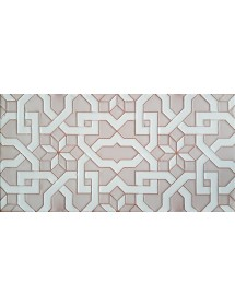 Faïence arabe relief MZ-067-61