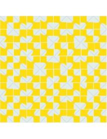 Motivo DIABOLO amarillo