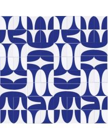 Motivo COPA azul