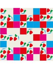 Composition MANCHAS multicolour