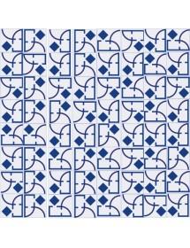 Komposition VIDRIERA blau