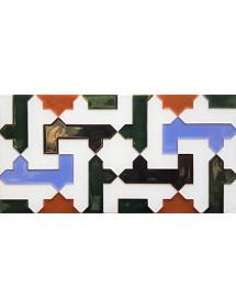 Relief Arabian tile MZ-041-00
