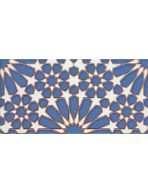 Azulejo Árabe relieve MZ-011-41