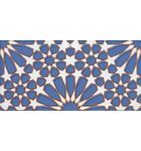 Relief Arabian tile MZ-011-41