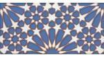 Faïence arabe relief MZ-011-41