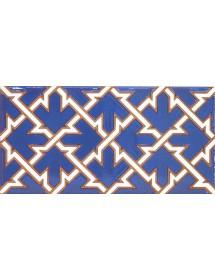 Faïence arabe relief MZ-068-41
