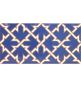 Azulejo Árabe relieve MZ-068-41