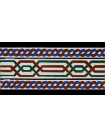 Arabischen geprägte fliesen MZ-069-00