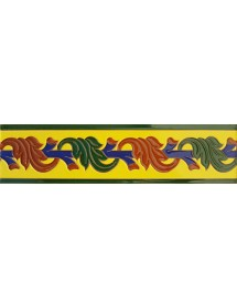 Sevillian relief tile MZ-057-03