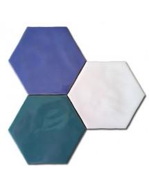 Azulejo hexagonal