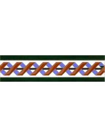 Azulejo Árabe relieve MZ-017-00