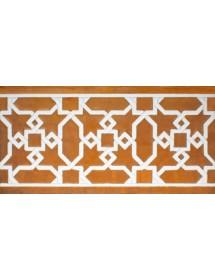 Azulejo Árabe relieve MZ-015-91