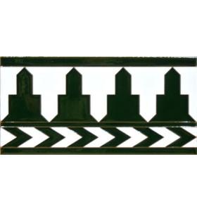 Azulejo Árabe relieve MZ-016-21