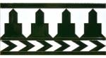 Relief Arabian tile MZ-016-21