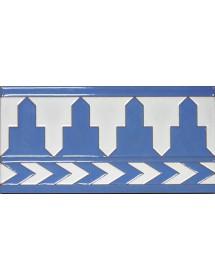 Azulejo Árabe relieve MZ-016-41