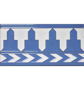Faïence arabe relief MZ-016-41