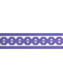 Azulejo Árabe relieve MZ-017-41