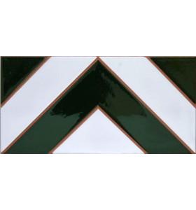 Azulejo Árabe relieve MZ-023-21