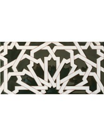 Faïence arabe relief MZ-040-21