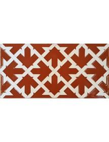 Relief Arabian tile MZ-068-31