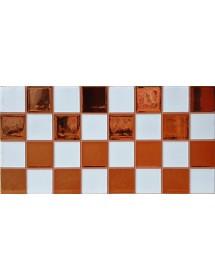 Arabian relief copper tiles MZ-024-91
