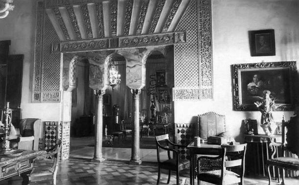 Columnas Interior