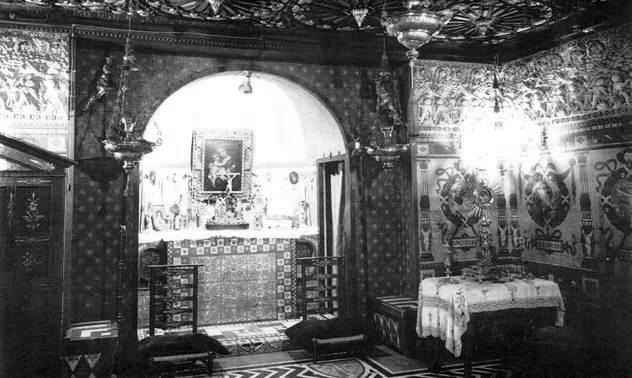 capilla palacio