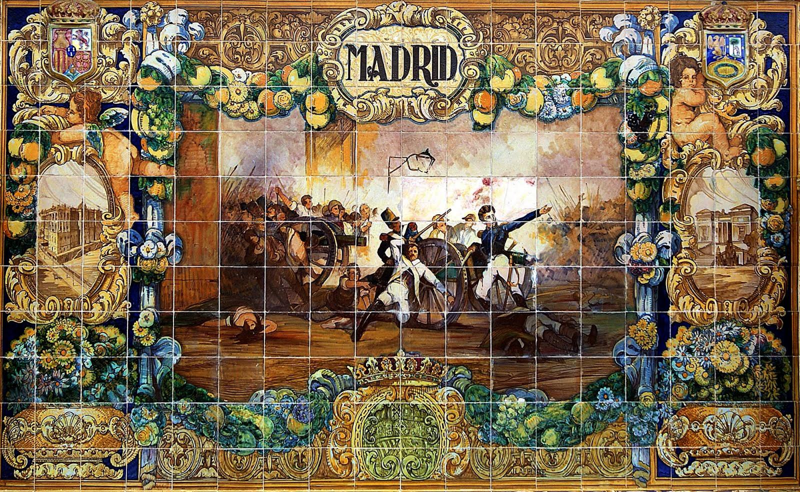 Como enfadar a un Sevillano - Página 2 Mural-madrid1