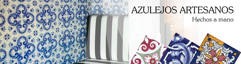 Azulejos artesanos